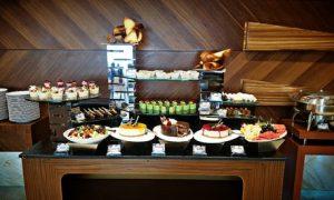 International Lunch Buffet