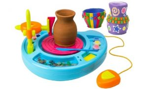 Kids' Deluxe Pottery Wheel