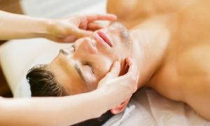 Men's Facial or Back Treatment