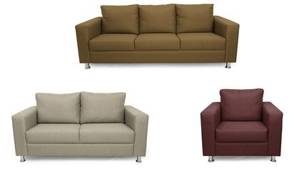 Silentnight Sofa Set