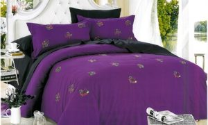 Six-Piece Bed Sheet Set