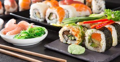 Sushi Set Menu for Two