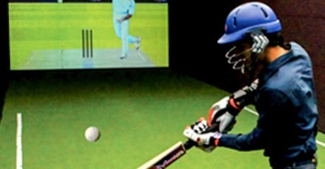 Ten Overs in Cricket Simulator