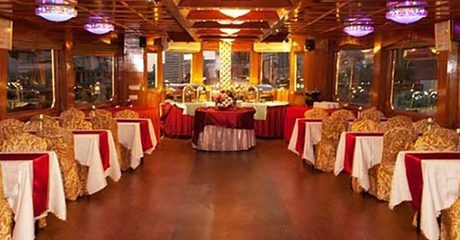 Two-Hour Creek Dhow Cruise: Child (AED 49)