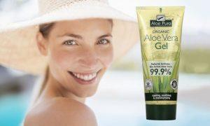 Two Organic Aloe Vera Gel 200ml