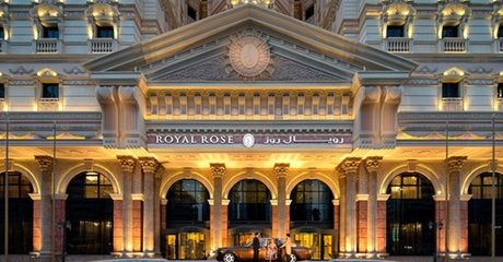 5* Royal Rose - Buffet or Brunch with Drinks