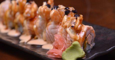 AED 140 Toward Japanese Food