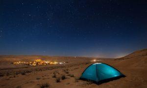 Al Aweer: Desert Safari with Dinner and Optional Camp Stay