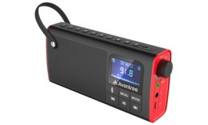 Avantree Portable FM Radio