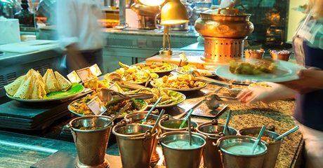 Dinner Buffet at 5* Westin Dubai