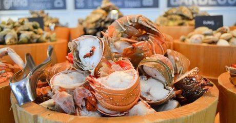 Evening Seafood Buffet