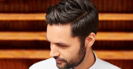 Men's Haircut and Beard Trim