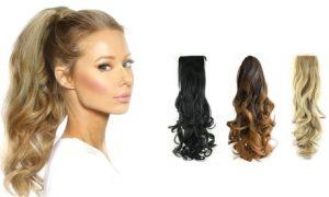 Ponytail Hair Extension