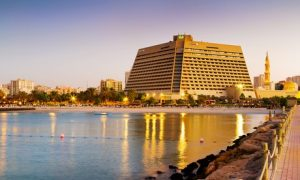 Sharjah: 1- or 2-Night 5* Stay with Breakfast
