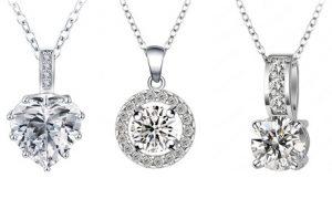 Swarovski crystal tri sets