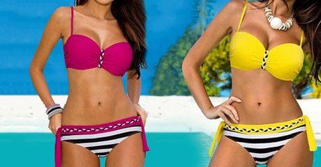 Two-Piece Push-Up Bikini