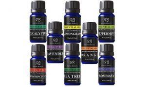 8 Radha Beauty Aromatherapy Oils