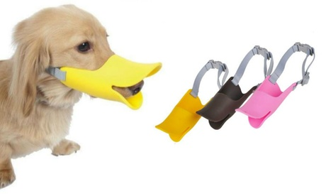 Anti-Bite Duck Mouth for Dogs