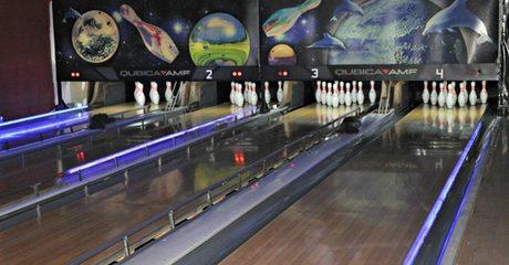 Bowling Game at Wanasa Land