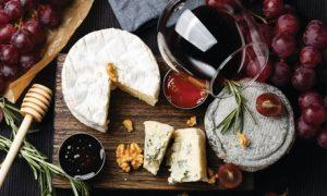 Cheese and Grape at 5* Yas Viceroy