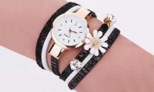 Daisy Crystal Watch