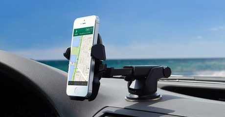 Easy One Touch Car Mount Holder