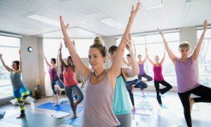 Five Zumba or Yoga Classes