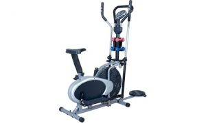 Four-In-One Orbitrac Exercise Bike