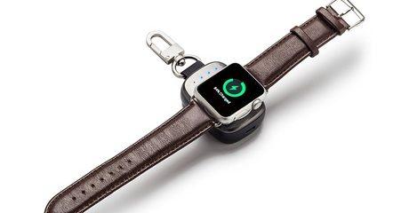 Keychain Powerbank for Apple Watch