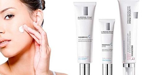 La Roche Posay Redermic Products