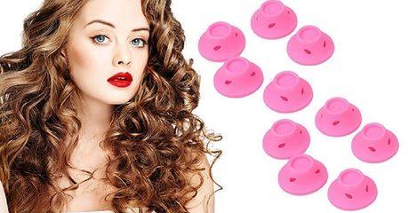 Magic Hair Curlers