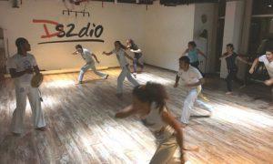 One Capoeira Class