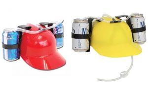 Soda Party Drinking Helmet