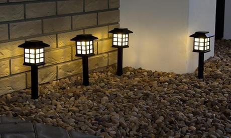 Solar Retro Outdoor Light