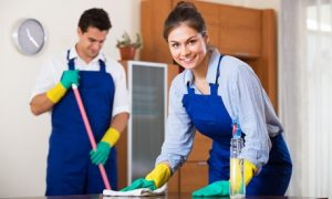 Three-Hour Cleaning Service