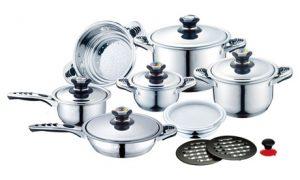 16-Piece Cookware Set