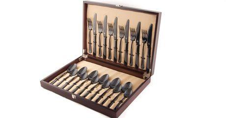 24-Piece Luxurious Cutlery Set