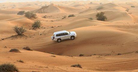 4x4 Al Awir Desert Safari