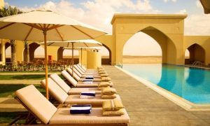 Abu Dhabi: Up to 2-Night 4* Stay with Half Board