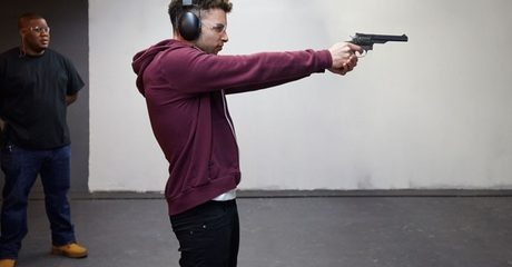 Airsoft Target Shooting