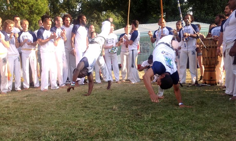 Capoeira Class: Child (AED 39) or Adult (AED 49)