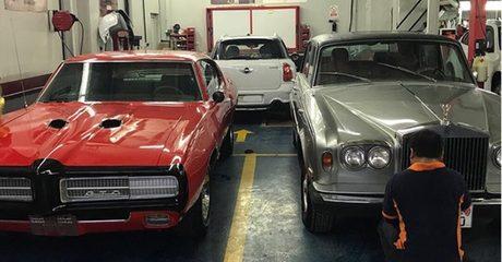 Car Inspection or Air-Con Service