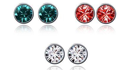 Christmas Earrings Three-Pack