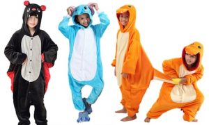 Costume Onesies for 3-6 Year Olds