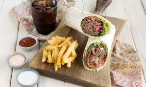 Doner Kebab Combo