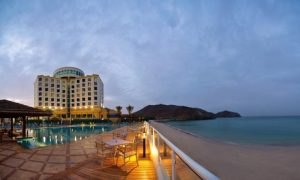 Khor Fakkan: 1- or 2-Night 4* Stay with Meal Options