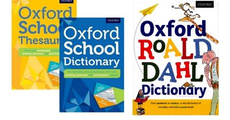 Kids' Oxford Dictionary Sets