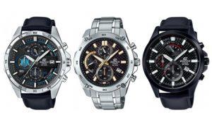 Men's Casio Edifice Watch