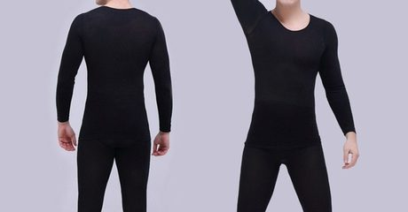Men's Thin Thermal Underwear Set