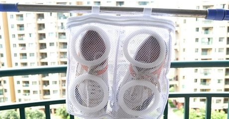Shoe Washing Bag